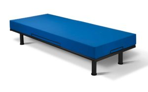 Stalen bed - Cruise bed staal